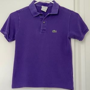 Other - Authentic Classic Lacoste Pique Polo US S10